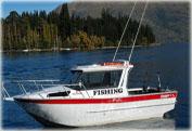 Озерная рыбалка на лосося и радужную форель на озере Вакатипу