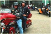 По Золотому берегу и Бризбену на мотоциклах