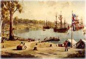 Первый флот Австралии