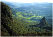 Национальный парк Ламингтон