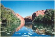 Австралия Национальный парк Лоун-Хилл