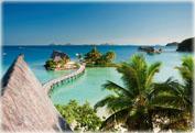 Люкс тур на Фиджи - Курорт Луку -Лику