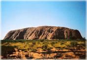 Национальный парк Улуру (Эрс-Рок)
